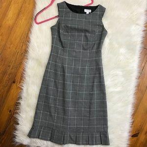 Isaac Mizrahi for Target Glen Plaid Sheath Dress